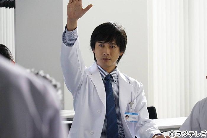 中村俊介/連続ドラマ『フラジャイル』第3話より(画像提供:フジテレビ)