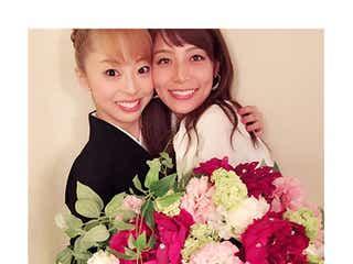 相武紗季、姉・音花ゆりの宝塚退団を祝福 2ショットに「美人姉妹」と絶賛の声