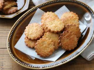 グルテンフリー&低糖質なのに美味しい!サクサク大豆粉クッキー