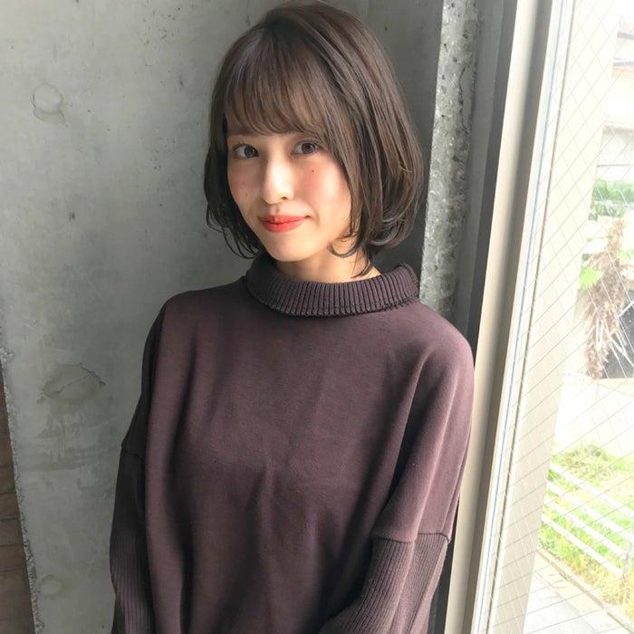 【レングス別】面長さんだから似合う!人気パーマヘアBEST18 ...