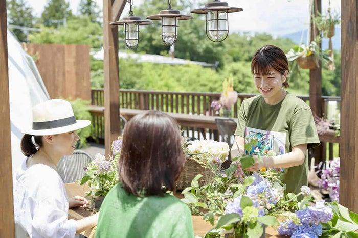 アクティビティイメージ/画像提供:日比谷花壇