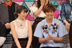 藤井サチ、片寄涼太 (画像提供:関西テレビ)