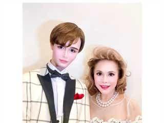 """Matt&デヴィ夫人、""""お顔がお美しい""""2ショットが話題"""