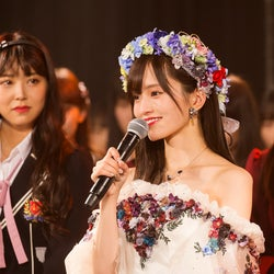 山本彩、涙でNMB48卒業 「私のこと忘れないでください」溢れ出る素直な感情