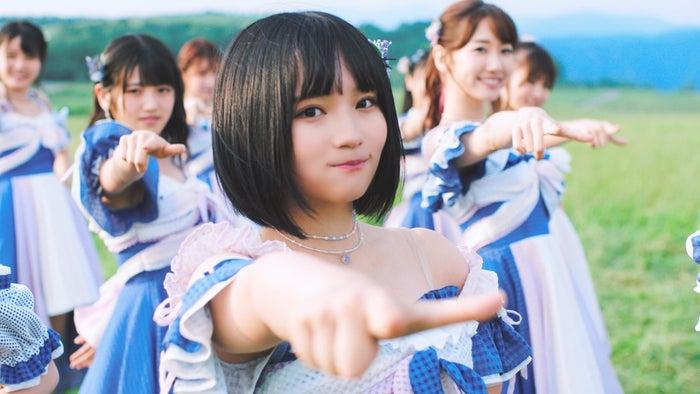 矢作萌夏 ダンスシーンAKB48「サステナブル」MV(C)AKS/キングレコード