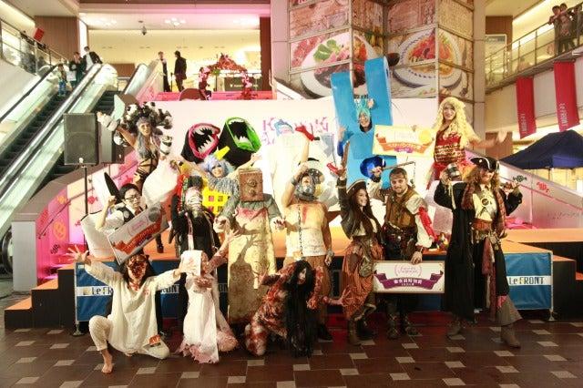 参加者2,500人が参加する「ハロウィンアワード」/画像提供:川崎市