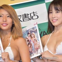 (左から)橋本梨菜、犬童美乃梨(C)モデルプレス