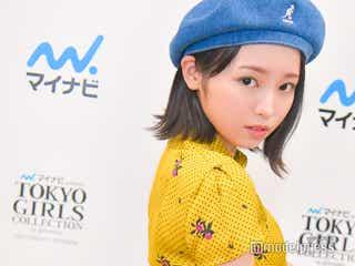 <欅坂46今泉佑唯の10分インタビュー>2ショットランウェイを歩くなら小林由依!最新美容事情&春メイクも明かす