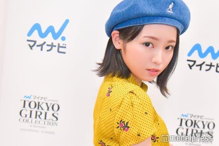 モデルプレスのインタビューに応じた今泉佑唯(C)モデルプレス