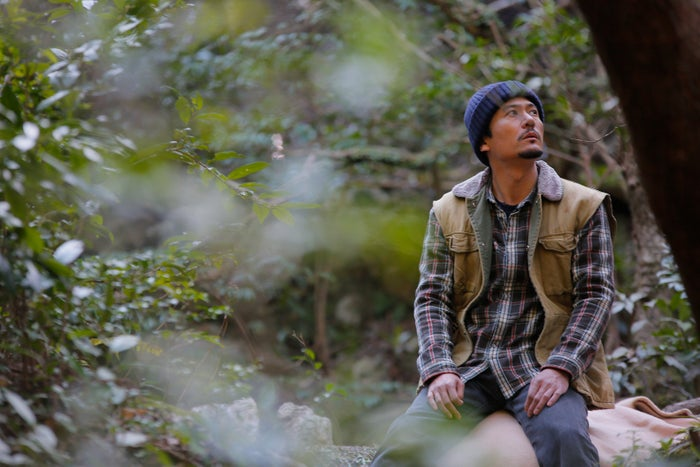 稲垣吾郎(C)2018「半世界」FILM PARTNERS