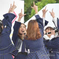 BNK48「TOKYO IDOL FESTIVAL 2018」(C)モデルプレス