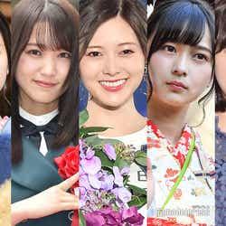 モデルプレス - 「女性アイドル顔だけ総選挙2019」結果発表<1位~20位>