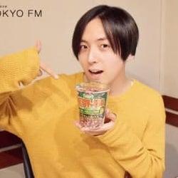 蒼井翔太「アレンジなんてしないほうがいい!」芸能人御用達のカレー専門店とのコラボ麺を大絶賛!