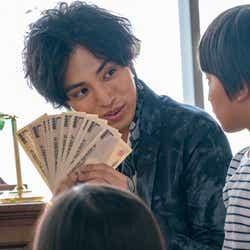 桐山漣/「探偵が早すぎる」第5話より(提供写真)