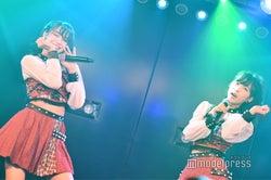 後藤萌咲、小栗有以/AKB48岡部チームA「目撃者」公演(C)モデルプレス