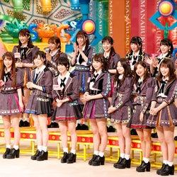 NMB48(写真提供:カンテレ)
