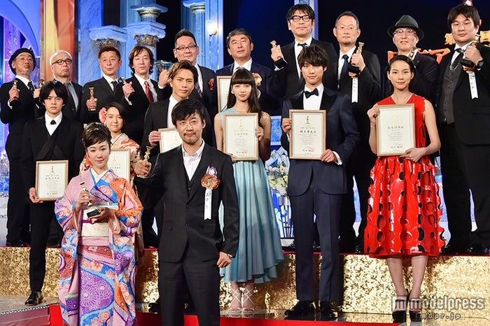 「第38回日本アカデミー賞」授賞式