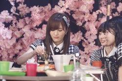 山本彩、公開クッキング「大阪の女やさかい!」<AKB48 8thアルバム 発売記念 特別LIVEイベント>