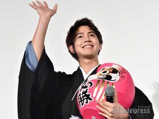 GENERATIONS片寄涼太、袴姿で20歳の思い出明かす HIROからごちそう<午前0時、キスしに来てよ>