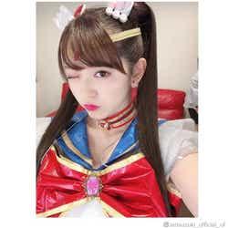 モデルプレス - 鈴木愛理のセーラームーンコスが「クオリティ高すぎる」とファン絶賛 「リアル美少女戦士」に変身