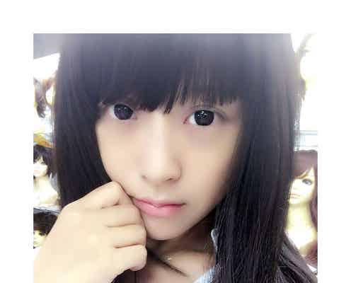 """鈴木奈々、新鮮""""黒髪""""姿が「別人みたい」「美人」と絶賛"""