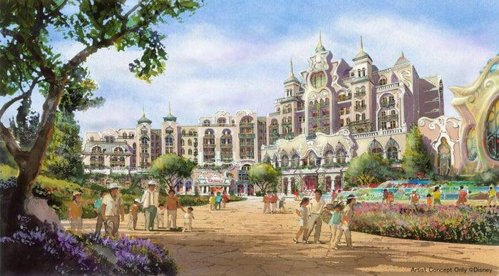 ディズニーホテル (C)Disney