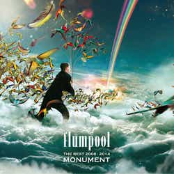 flumpool初のベストアルバム「The Best 2008-2014 『MONUMENT』」(2014年5月21日発売)初回版