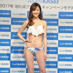 大伴理奈「2017年 旭化成グループキャンペーンガール」(C)モデルプレス