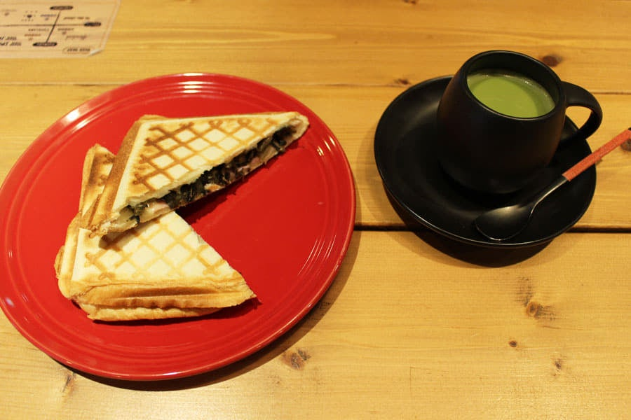 NADESHIKO HOTEL SHIBUYA 朝食メニュー(500円)