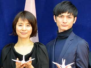 高良健吾&石田ゆり子、ラブシーンを振り返り照れ笑い