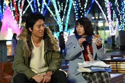 桐谷健太、吉岡里帆/「きみが心に棲みついた」第5話より(C)TBS
