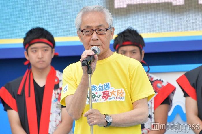 フジテレビジョン宮内正喜代表取締役(C)モデルプレス