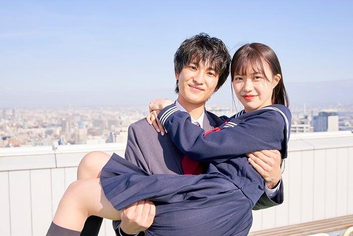 ここ、せいや「恋する◆週末ホームステイ 2021冬 Tokyo」(C)AbemaTV, Inc.
