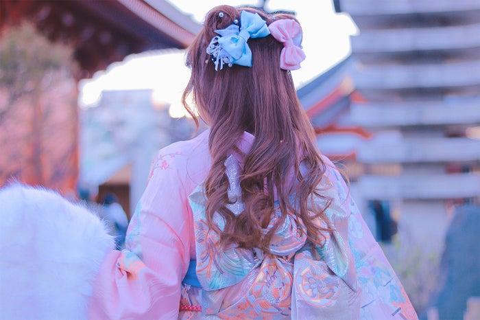 """ゆとりある日程で""""3密""""を避けたお参りへ(photo by GIRLY DROP)"""