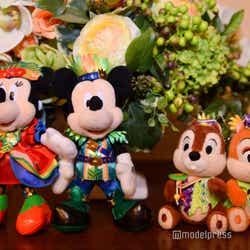 ぬいぐるみバッジ(ミッキーマウス、ミニーマウス各1,700円/チップとデールはセットで2,800円)(C)モデルプレス(C)Disney