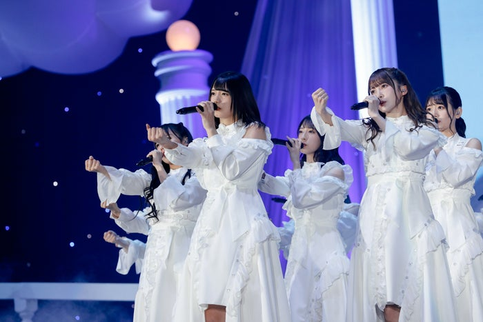 日向坂46/12月17日公演(提供写真)