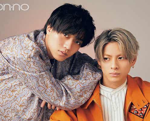 King & Prince、ファッション誌初連載スタート 平野紫耀&永瀬廉自然とシンクロ