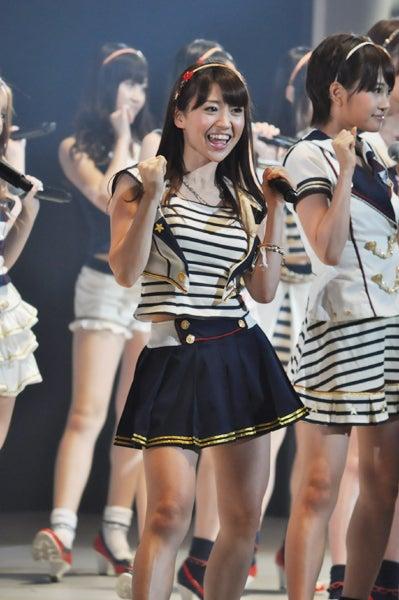 大島優子(「AKB48 22ndシングル 選抜総選挙、6月9日撮影)