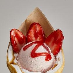 サーティワン、東京麻布に新コンセプト店「グレンデール」オリジナルアイスクレープも提供