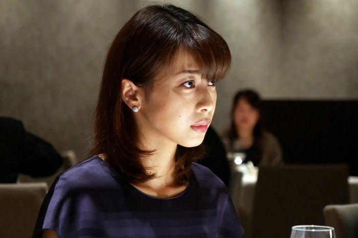 加藤綾子/「ブラックペアン」最終話より(C)TBS