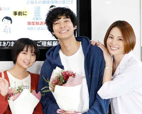 上白石萌歌&清原翔「ドクターX」で初共演 米倉涼子に感激