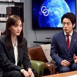 綾瀬はるか、溝端淳平「天国と地獄 ~サイコな2人~」第8話より(C)TBS