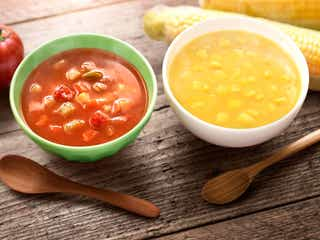 マクドナルド、心も体もあたためるホットなスープ&ドリンクが今年も登場