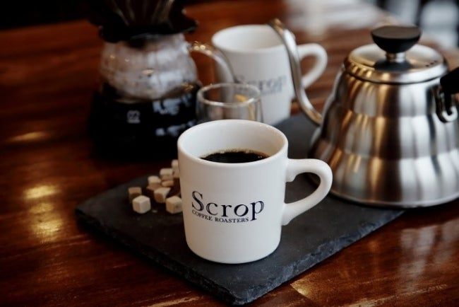 Scrop COFFEE ROASTERS/画像提供:マルハンダイニング