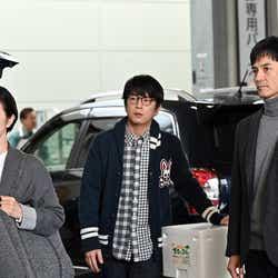 鈴木京香、及川光博、沢村一樹/「グランメゾン東京」第5話より(C)TBS