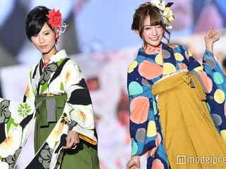 夢アドが袴姿でランウェイ!新メンバーオーディションに新展開も<関コレ2017A/W>