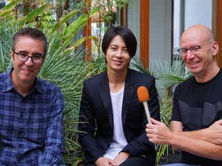 山下智久、国際取材会に参加 共演者から絶賛の声やまず<本人コメント>