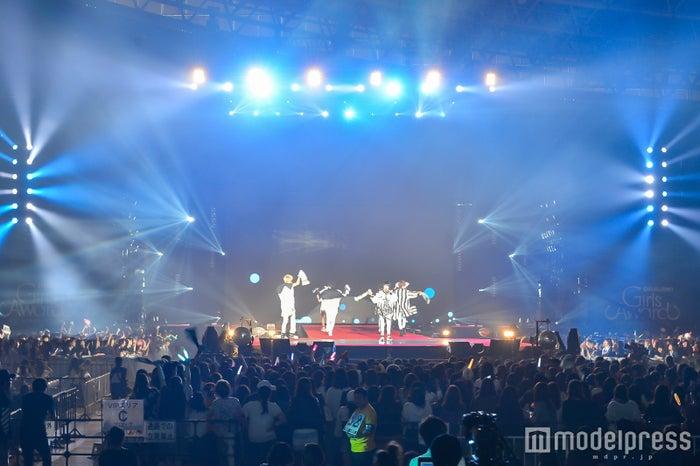 「GirlsAward 2017 AUTUMN/WINTER」会場内の様子 (C)モデルプレス