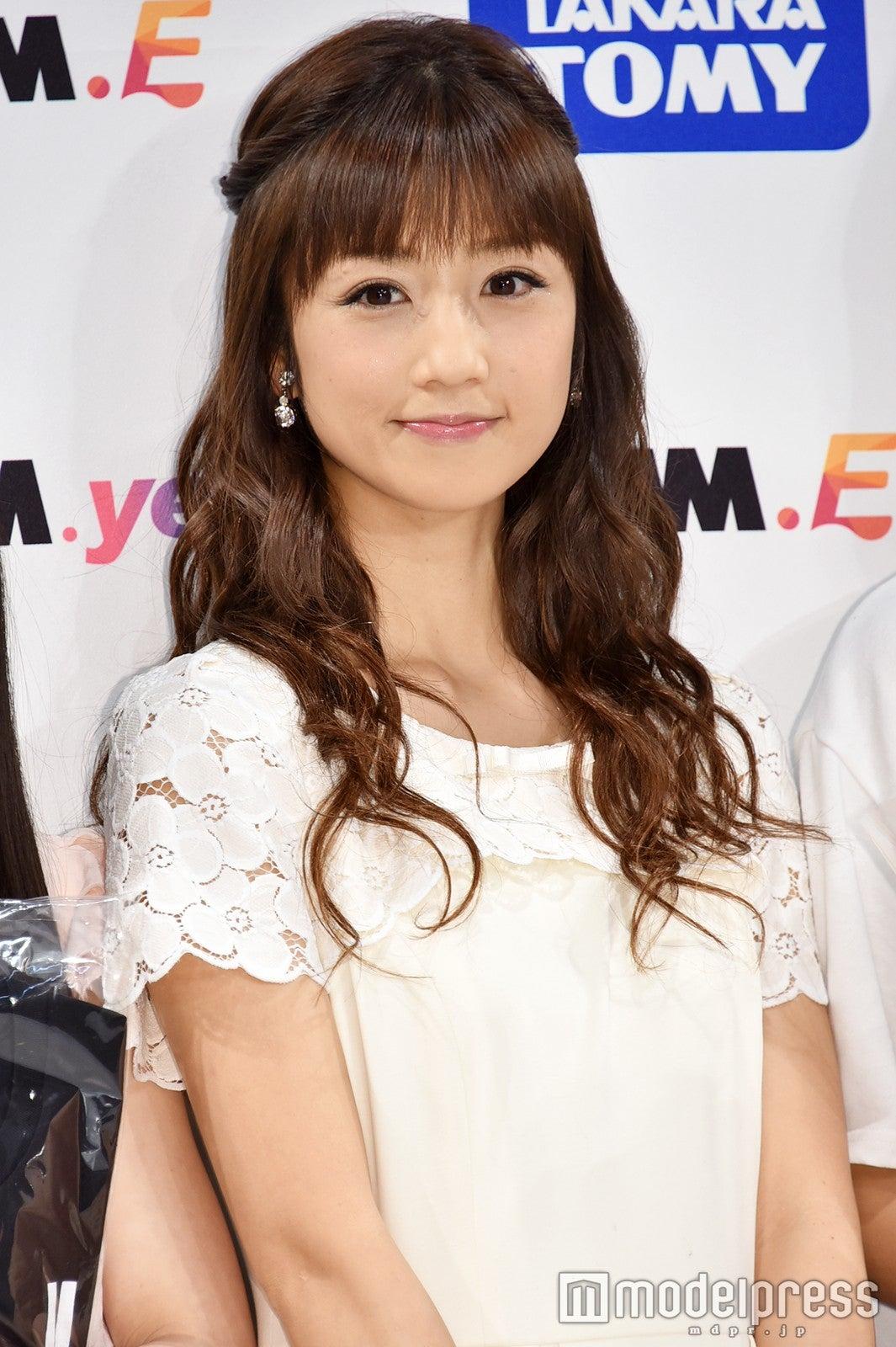 小倉優子 modelpress Twitter