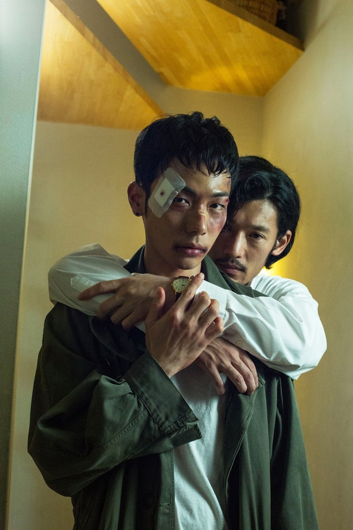BOYS AND MENの田中俊介(左)&淵上泰史(提供写真)